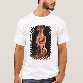 T-shirt Figure d'un guerrier avec un bouclier
