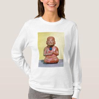 T-shirt Figure posée, probablement une la plus tôt