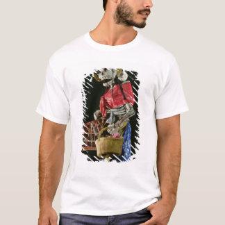 T-shirt Figure pour le jour des morts