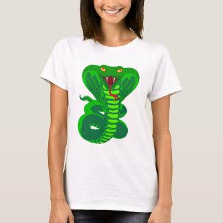 T-shirt File d'attente Kobra snake cobra