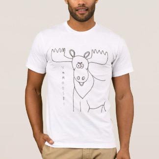 T-shirt Filez dit les orignaux