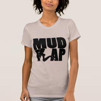T-shirt Fille 2 d'aileron de boue