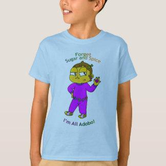 T-shirt Fille d'Adodo