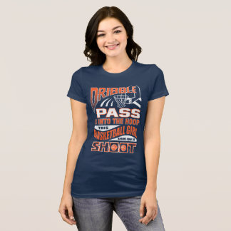 T-shirt Fille de basket-ball