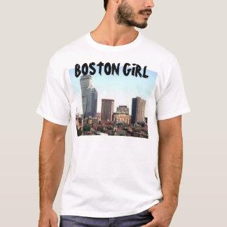 T-SHIRT FILLE DE BOSTON