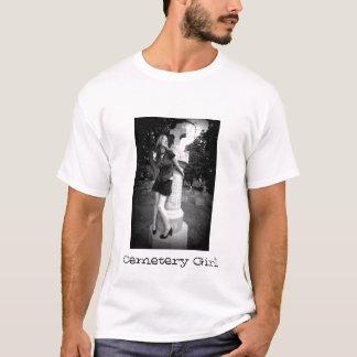 T-shirt Fille de cimetière