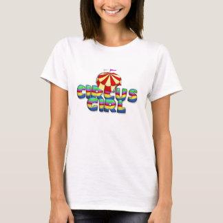 T-shirt Fille de cirque de PIÈCE EN T