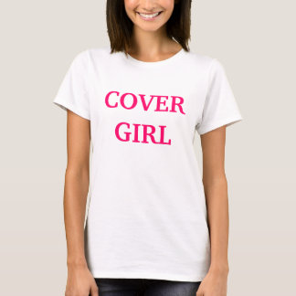 T-SHIRT FILLE DE COUVERTURE
