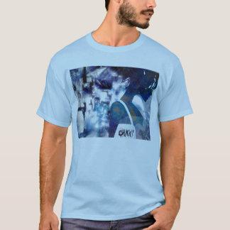 T-shirt fille de cyberfunk