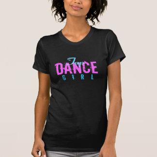 T-shirt Fille de danse de robinet