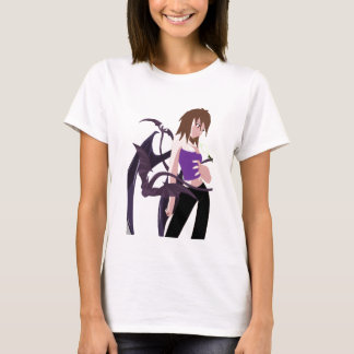 T-shirt Fille de démon