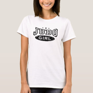 T-shirt Fille de judo