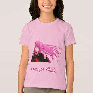 T-shirt Fille de Manga