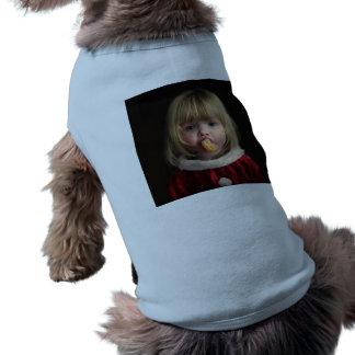 T-shirt Fille de Noël - enfant de Noël - fille mignonne