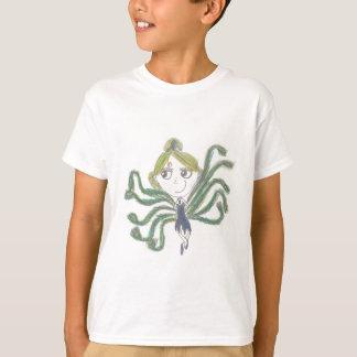 T-shirt Fille de paon