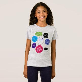 T-Shirt Fille de pensée