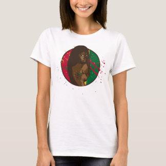 T-shirt Fille de Rasta