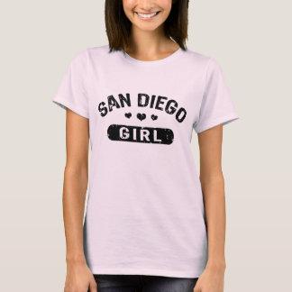 T-shirt Fille de San Diego
