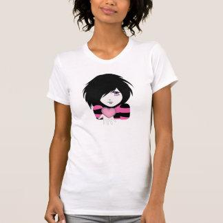 T-shirt fille d'emo, ou garçon ?