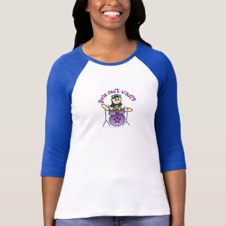 T-shirt Fille légère de batteur