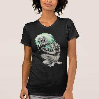 T-shirt Fille morte vivante