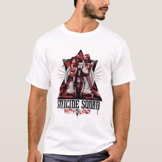 T-shirt Filles assez folles de peloton du peloton | de