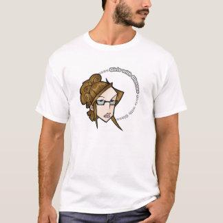 T-shirt Filles avec des verres