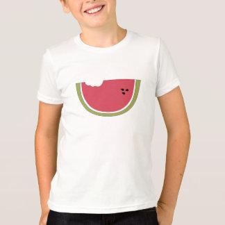T-shirt Filles de pièce en t de pastèque