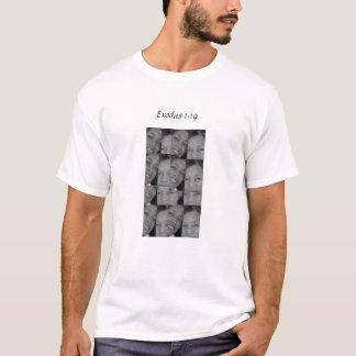 T-shirt Filles du capot, la livraison