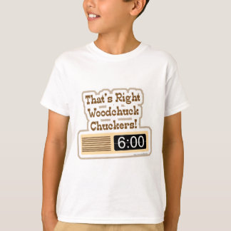 T-shirt Film de Groundhog