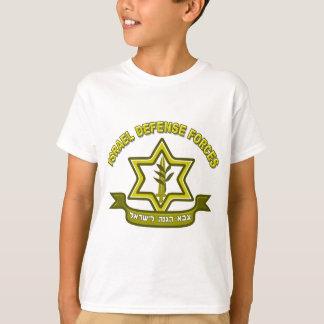 T-shirt Film encreur - Insignes de forces de défense de