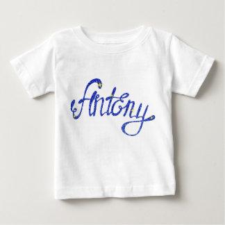 T-shirt fin Antony du Jersey de bébé