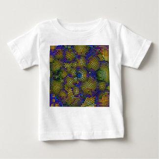 T-shirt fin du Jersey de bébé