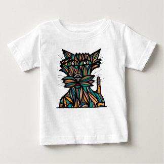 """T-shirt fin du Jersey de bébé de """"élan"""""""
