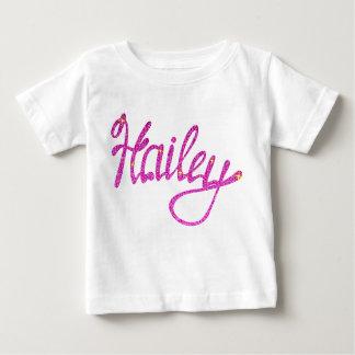T-shirt fin Hailey du Jersey de bébé