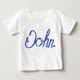 T-shirt fin John du Jersey de bébé