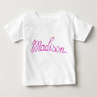 T-shirt fin Madison du Jersey de bébé