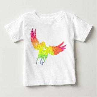 T-shirt fin Pegasus du Jersey de bébé