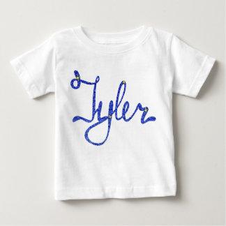 T-shirt fin Tyler du Jersey de bébé