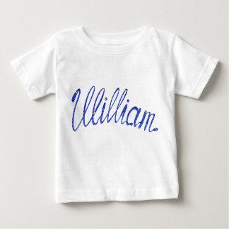 T-shirt fin Willaim du Jersey de bébé