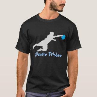 T-shirt final de frisbee (piqué) (obscurité)