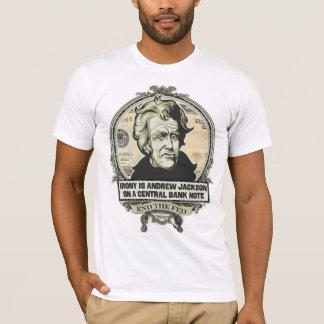 T-shirt Finissez la chemise de Fed