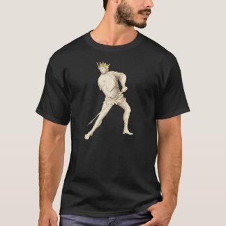T-shirt Fiore Dente di Cenghairo Shirt