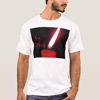 T-shirt Fire_Affinity