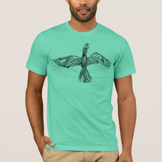 T-shirt Firebird T