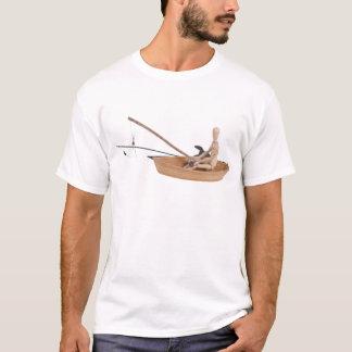 T-shirt FishingWoodenBoatRodReel050314.png