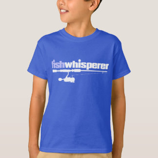 T-shirt fishwhisperer