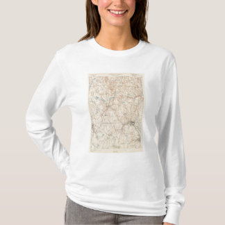 T-shirt Fitchburg, le Massachusetts