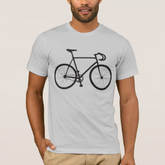 T-shirt Fixie (noir)