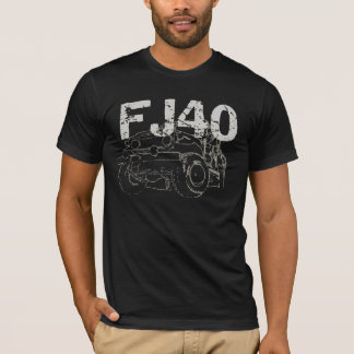 T-shirt FJ40 romain